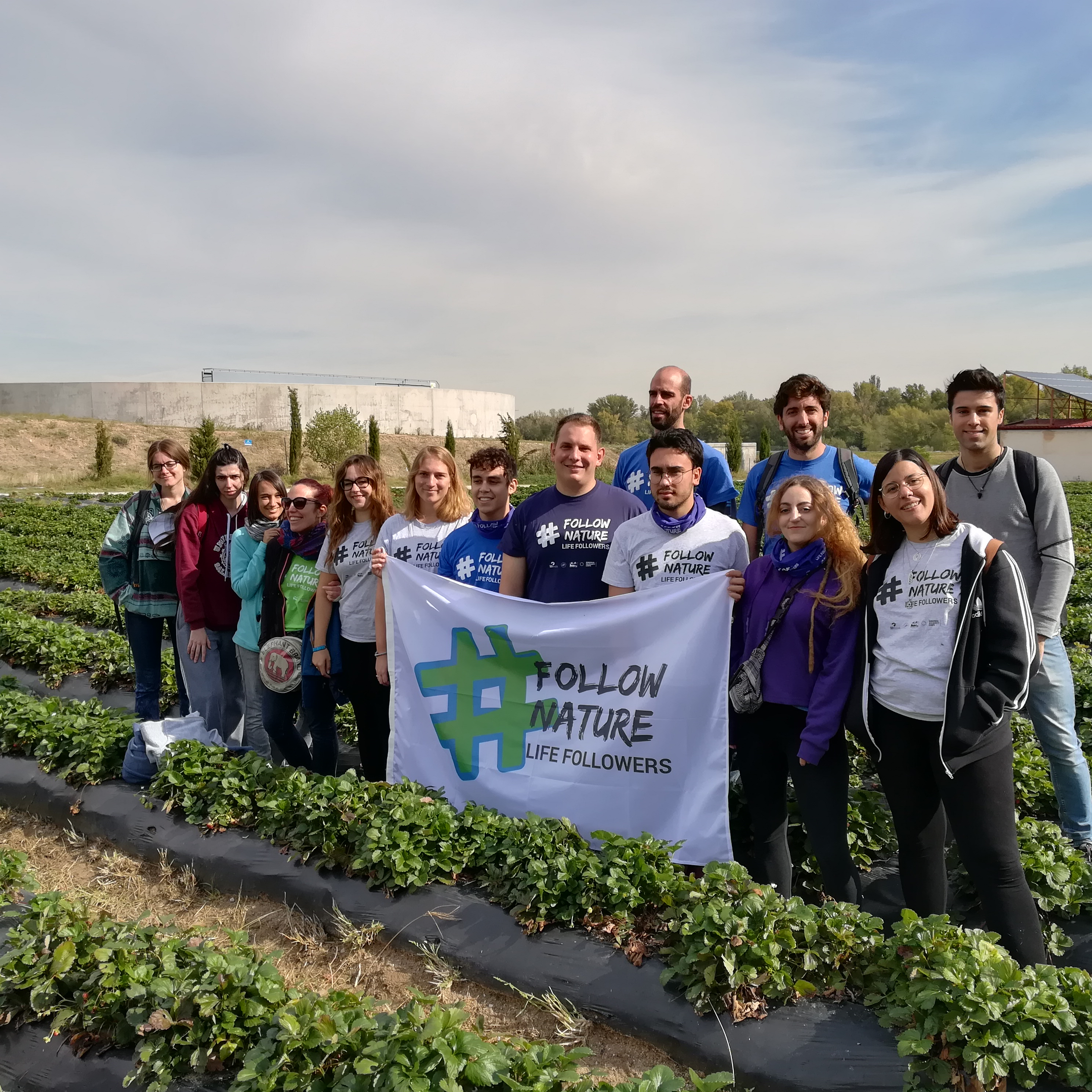 World Food Day: Followers with Natura 2000 Network Producers