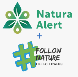 NATURA ALERT or how to become a spy of Nature.