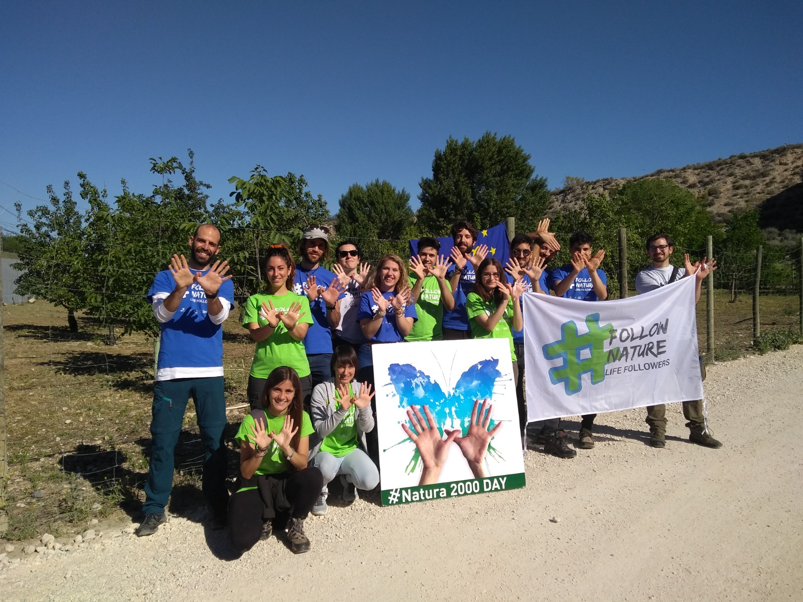 May 21st, #Natura2000Day: The Real Followers of the Natura 2000 Network.